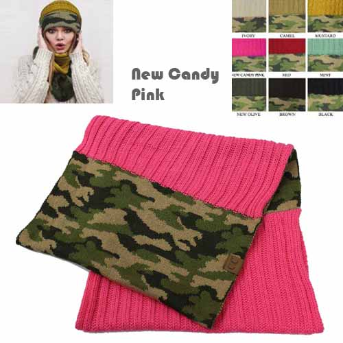 MCCSCARF46NCPINK